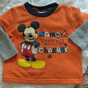 Boy's Baby Disney Sweatshirt